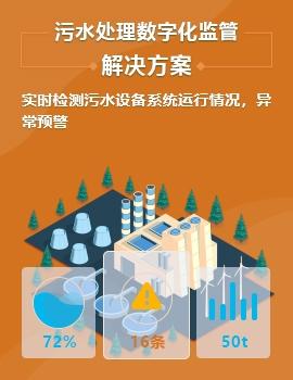 污水处理数字化监管解决方案